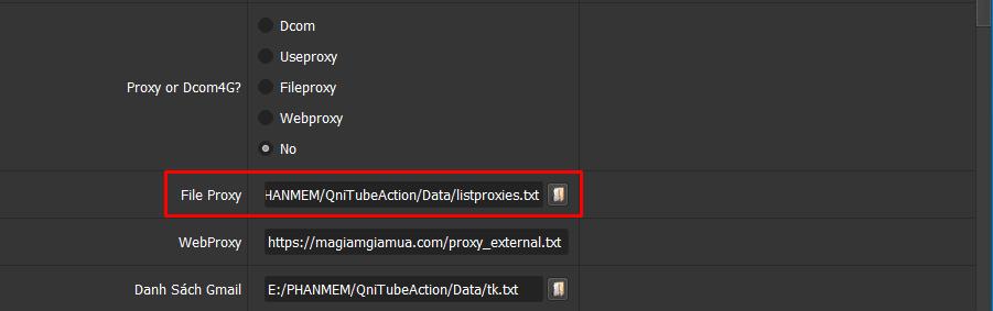 Phần mềm youtube