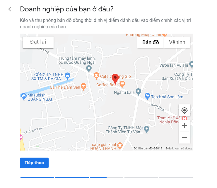 Hướng Dẫn Cách Đưa Địa Chỉ Lên Google Maps