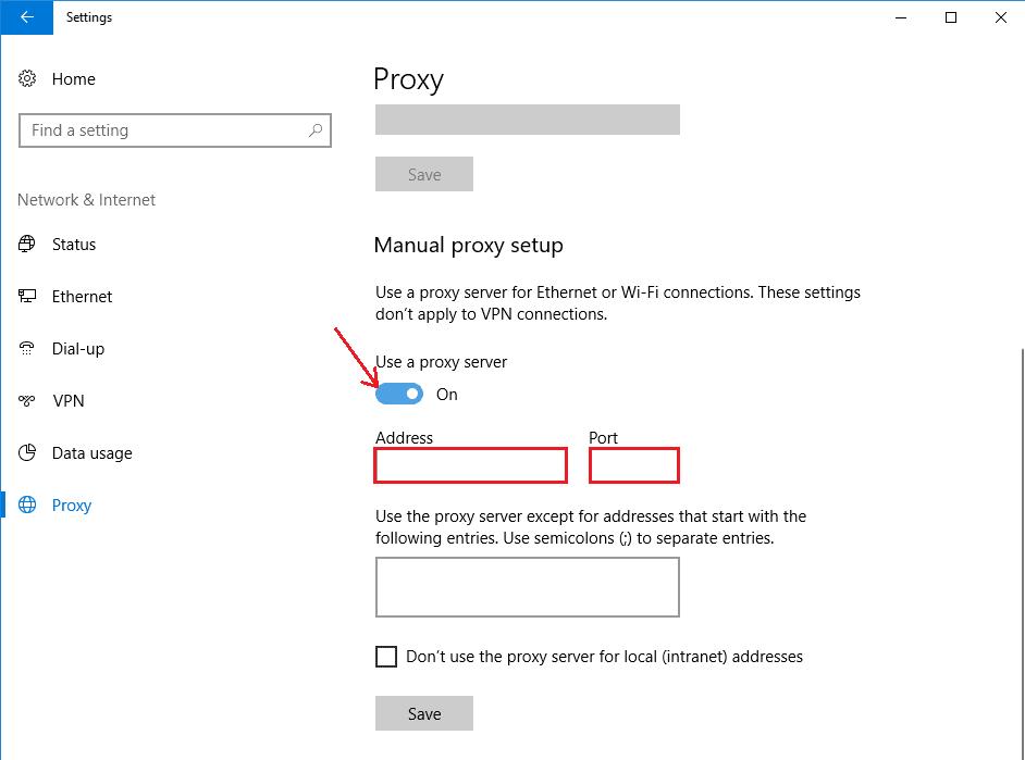 Proxy Là Gì? Tìm Hiểu Về Proxy Và Cách Cài Đặt Proxy Cho Window