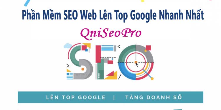 Phần Mềm SEO Web Lên Top Google Nhanh Nhất Bạn Nên Có