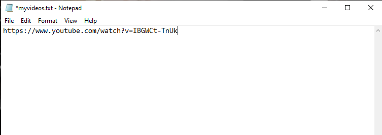 Tạo danh sách phát Youtube