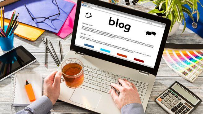 đăng bài blog tự động