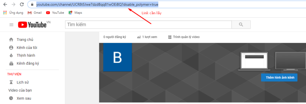 Phần mềm upload Youtube