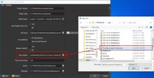 File trình duyệt ảo - Phần mềm Telegram