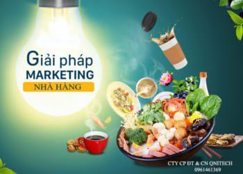 marketing nha hang