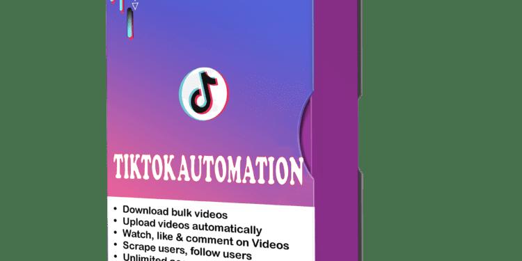Phần mềm Tiktok