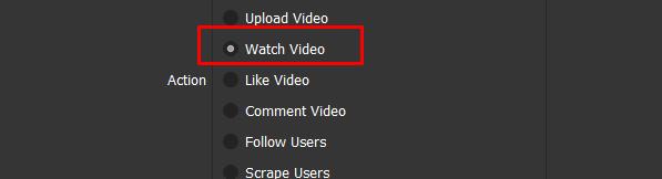 tăng lượt Xem video tiktok