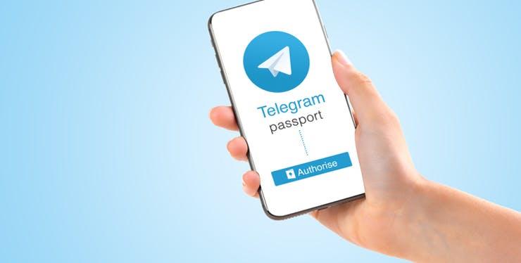 kéo thành viên Telegram